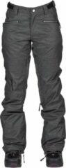 Nikita White Pine snowboardbroek zwart