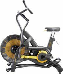 Gele Evo Cardio Evocardio Renegade Air bike Pro - Uitstekende Garantie - Cardio / Fitness / CrossFit / HIIT Air Bike - Fitnessapparaat - Cardio Apparaat voor Thuis - Ook voor Commercieel Gebruik