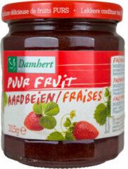 Damhert 100% Aardbei Confiture (315g)
