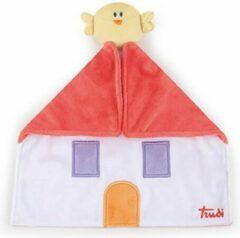 Trudi baby knuffeldoekje huis