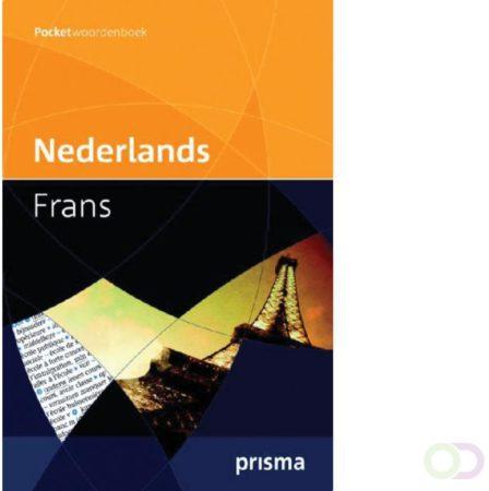 Afbeelding van Woordenboek Prisma pocket Nederlands-Frans