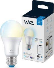WiZ Lamp - Slimme LED-Verlichting - Warm- tot Koelwit Licht - E27 - 60 W - Mat - Wi-Fi