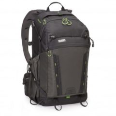 Zwarte MindShift Backlight 26 L Photo Daypack Charcoal