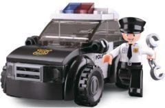 Zwarte SLUBAN Patrouille Wagen M38-B0638D