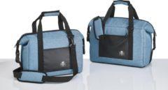 Blauwe BE COOL Summer Jeans M   Koeltas   Coolingbag   16 ltr  