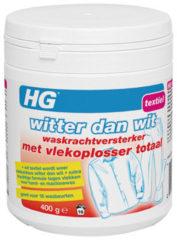 HG Witter Dan Wit Waskrachtversterker Met Vlekoplosser Totaal - 400 gr
