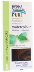 Herboretum Henna All Natural Herboretum Cure & Care Water Colour Goudbruin