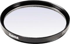 Zwarte Hama UV Filter - Standaard Coating - 77mm