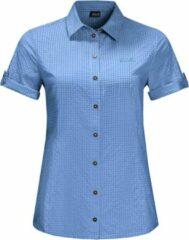 Blauwe Jack Wolfskin Matata Shirt Women
