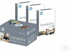 Doos Kopieerpapier HP Home & Office A4 80gr wit 3 pak à 500vel