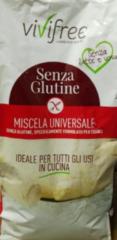 MOLINO SPADONI SpA Molino Spadoni Vivifree Farina Universale Senza Glutine 1Kg