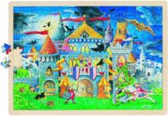 Blauwe Goki Puzzel: Sprookje 192-Delig