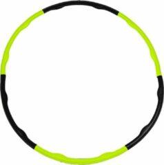 Rucanor - Fitness Hoelahoep - 1.2 kg - Ø 98 cm - Geel/Zwart
