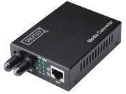 DIGITUS Professional DN-82110-1 - Medienkonverter - 10Mb LAN, 100Mb LAN, GigE