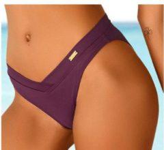 Rode LASCANA bikinibroekje »Italy« met bindstrikjes opzij