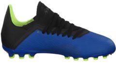 Fussballschuhe X 18.3 AG J mit Mid-Cut-Design CG7167 adidas performance FOOBLU/SYELLO/CBLACK