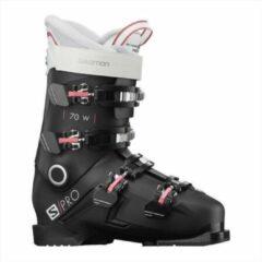 Zwarte Salomon S Pro 70 Woman 408 760 dames skischoenen