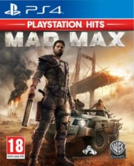 Warner Bros Mad Max PlayStation Hits (PS4) PC Basic + DLC Meertalig