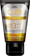 Joanna's Choice Joanna Ultra Color toning, haarkleur verfrissende, verdiepende 3 minuten conditioner, warme blond tinten, 100ml
