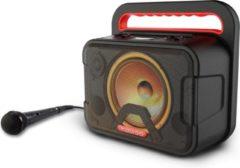 Rode Motorola Speaker Sonic Maxx 810 - Draagbare Partyspeaker 40 Watt - Bluetooth 5.0 - Microfoon