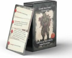 Nordic Games Dungeons and Dragons 5th edition: Game Master's Toolbox - Critical Hit Deck for Players