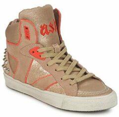 Beige Hoge Sneakers Ash SPIRIT