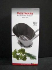 Zilveren Westmark kruidenmolen voor verse kruiden