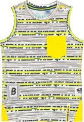 Gele Quapi Bodi - Empire Yellow Stripe Singlet - maat 80