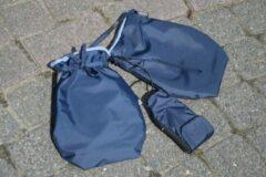 Marineblauwe HATSOME verwarmde invalidewanten