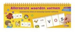 Deltas educatief boek Allereerste woorden vormen 29 cm