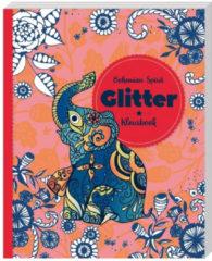 Interstat B.V Kinderboeken Image Books Hobbyproducten - Glitterkleurboek Bohemian Spirit 6+