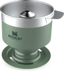 Groene Stanley PMI Stanley The Perfect-Brew Pour Over - Koffiefilterhouder- Hammertone Green