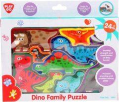 Playgo Puzzel Dino's
