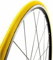 Tannus buitenband Slick Airless 28 x 7/8 (23 622) geel