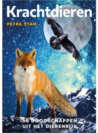 Afbeelding van A3 Boeken Krachtdieren 66 boodschappen uit het dierenrijk 1 Set