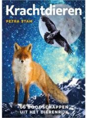 A3 Boeken Krachtdieren 66 boodschappen uit het dierenrijk 1 Set