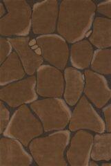 LIGNE PURE Create Vloerkleed/tapijt - Bruin - 200x300
