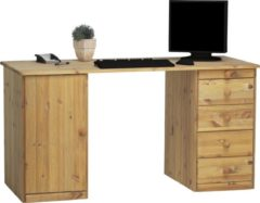 DS Style Bureau Mario 150 cm breed in geolied grenen