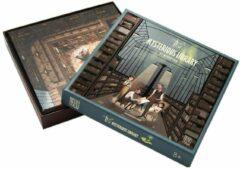 Coöperatief bordspel - [Marbushka] - De Geheime bibliotheek - kinder en familie gezelschapsspel