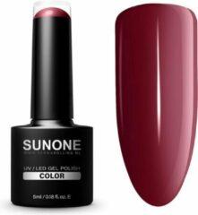 SUNONE UV/LED Hybrid Gel Rode Nagellak 5ml. - C14 Cati