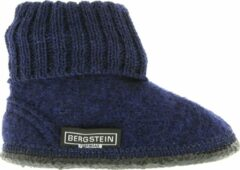 Marineblauwe Bergstein Cozy Glam Sloffen - Unisex - Silver - Maat 41