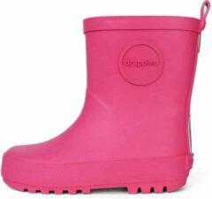 Roze Druppies Adventure Boot Unisex Regenlaarzen Maat 35