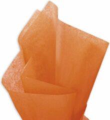 ArtiPack Zijdepapier Oranje - 50 x 75cm - 17gr - 240 stuks - vloeipapier Saffron
