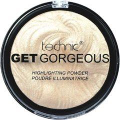 Beige Technic Get Gorgeous Highlighting Powder