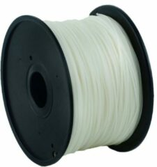 Naturelkleurige Gembird3 3DP-ABS3-01-NAT - Filament ABS, 3 mm, naturel