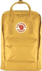 "Fjällräven Fjallraven Kanken Laptop 15"" Rugzak ochre backpack"