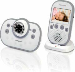 Grijze TopCom Babyfoon digitaal 4200