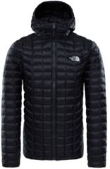 The North Face Men's Thermoball Hoodie Jacket - TNF Black - XL - Black