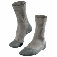Grijze Falke - TK2 Wool - Trekkingsokken maat 46-48 grijs