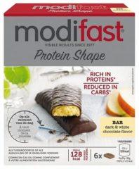 Modifast Protein Shape pure & witte chocolade 6 x 31 gram 6x31 Gram